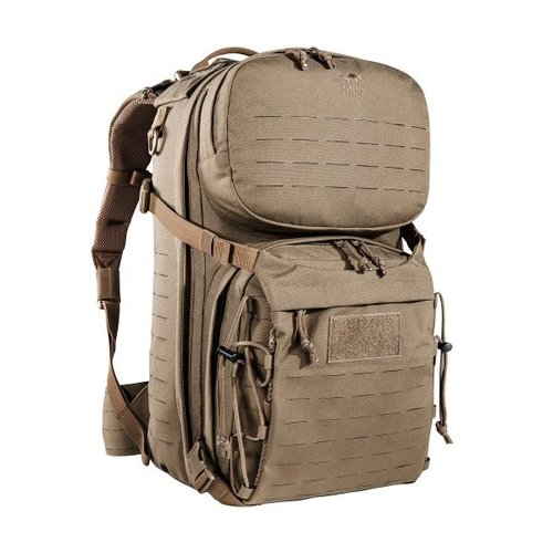 Tasmanian Tiger TT Modular Radio Pack 45 Backpack (25L) Coyote