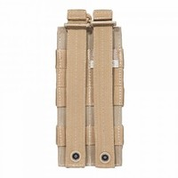 5.11 Tactical Double MP5 Bungee/Cover Pouch Sandstone