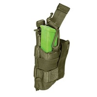5.11 Tactical Double Pistol Bungee/Cover Pouch Tac OD