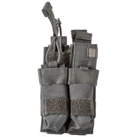 5.11 Tactical Double Pistol Bungee/Cover Pouch Storm