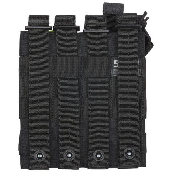 5.11 Tactical Double AR Bungee/Cover Pouch Black