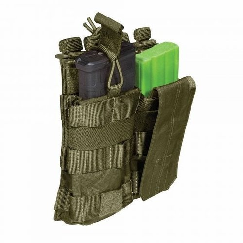 5.11 Tactical Double AR Bungee/Cover Pouch Tac OD