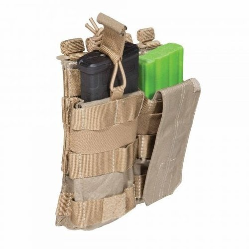 5.11 Tactical Double AR Bungee/Cover Pouch Sandstone