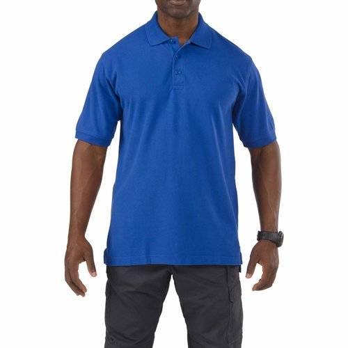 5.11 Tactical Professional Polo Academy Blue