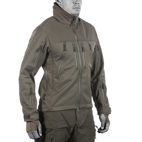 UF PRO Delta Eagle Gen.2 Softshell Jacket Brown Grey