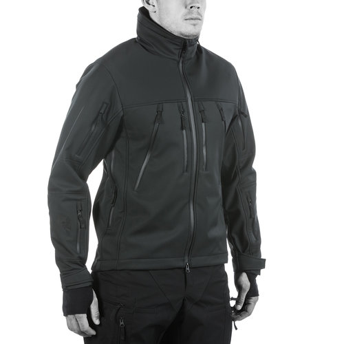 UF PRO Delta Eagle Gen.2 Softshell Jacket Black - SALE