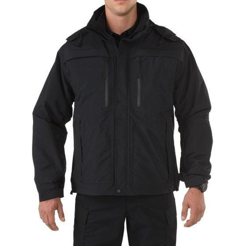 5.11 Tactical Valiant Duty Jacket Black