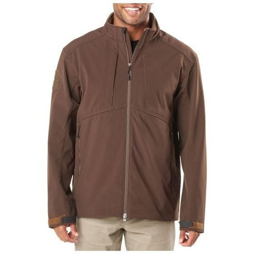5.11 Tactical Sierra Softshell Burnt