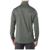 5.11 Tactical Recon Half-Zip Shirt OD-Green