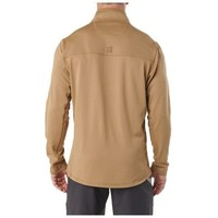 5.11 Tactical Recon Half-Zip Shirt Coyote