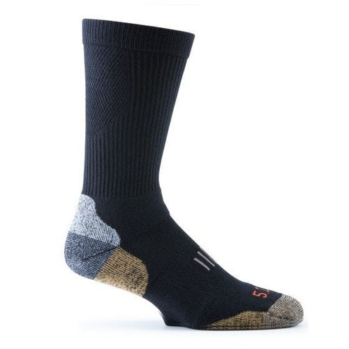 5.11 Tactical All-Seasons Socks / Sokken Zwart