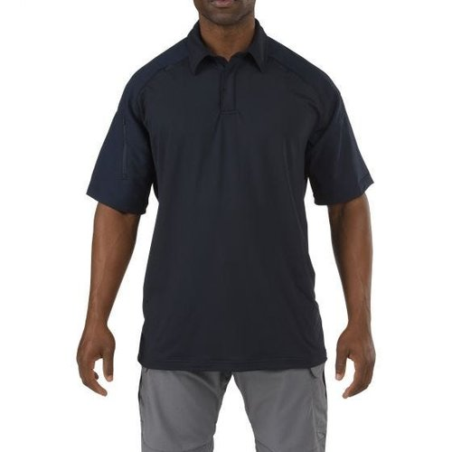 5.11 Tactical Rapid Performance Polo Dark Navy