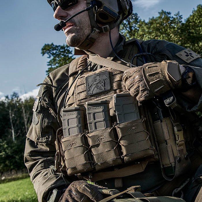 Plate Carriers (all)