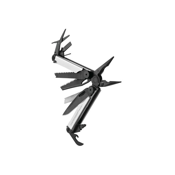 Leatherman Wave Plus Black Silver Multitool