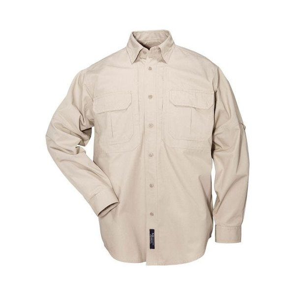 5.11 Tactical Tactical Long Sleeve Shirt Khaki