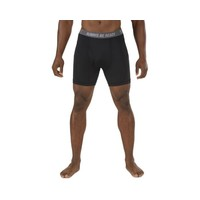"5.11 Tactical 6"" Sport Boxer Brief Black"
