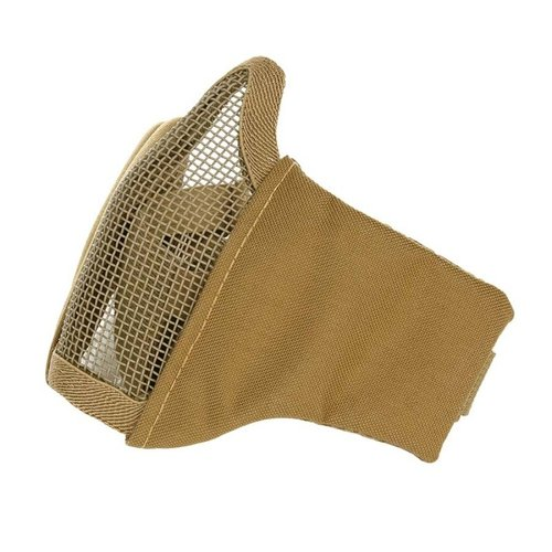 Airsoft Mesh Mask Coyote