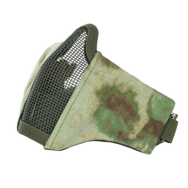 Airsoft Mesh Mask ATACS-FG