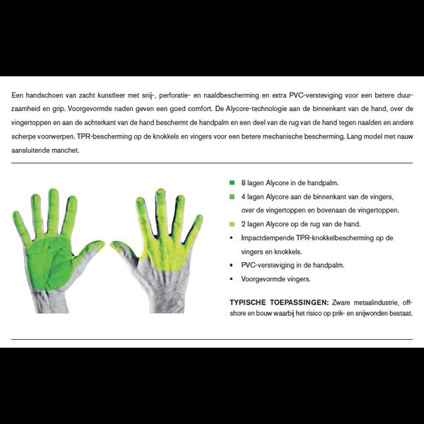 MoG - Masters of Gloves CPN Guide 6502 Gloves Black