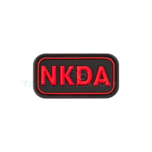 Jackets to Go NKDA PVC Patch Black Medic