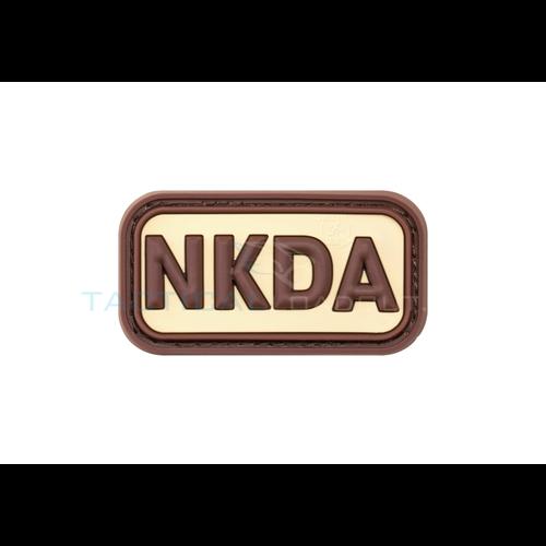 Jackets to Go NKDA PVC Patch Desert