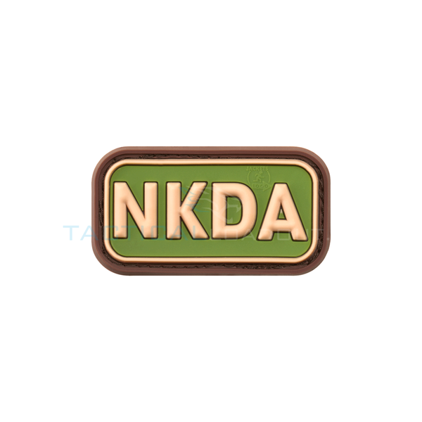 Jackets to Go NKDA PVC Patch Multicam