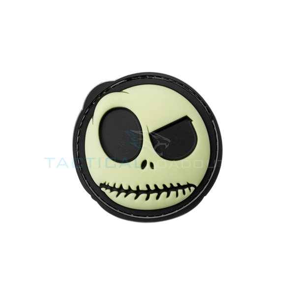 Jackets to Go Nightmare PVC Patch Large Glow in the Dark