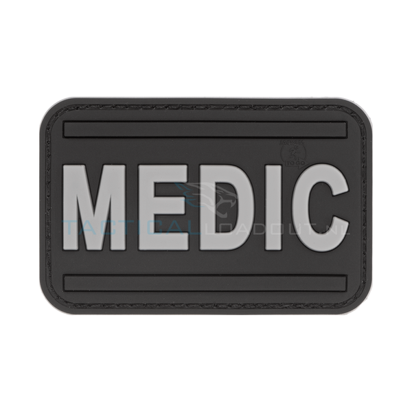 Jackets to Go Medic PVC Patch Swat