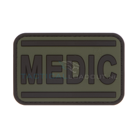 Jackets to Go Medic PVC Patch Forest