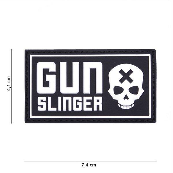 Gun Slinger PVC Patch