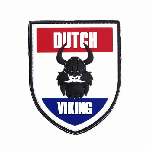 Dutch Viking PVC Patch