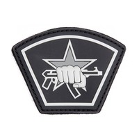 Russian Fist PVC Patch SWAT
