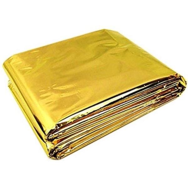 Heka Alu Reddingsdeken Zilver/Goud