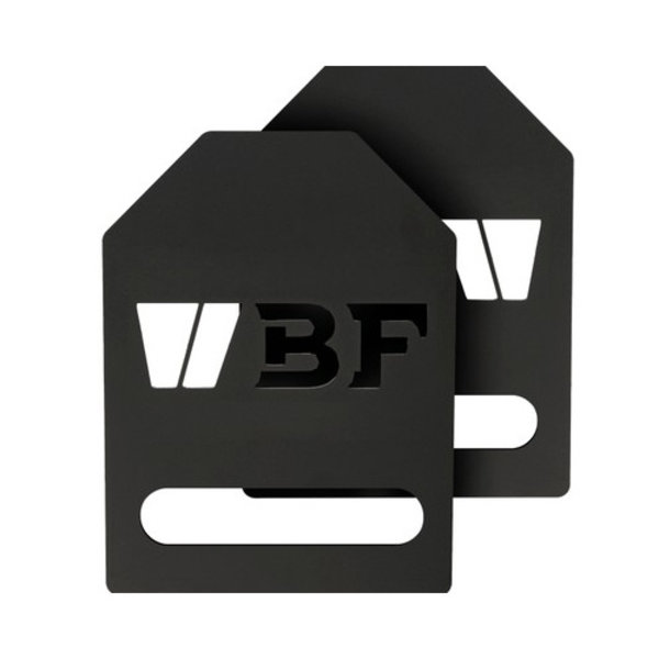 BeaverFit SOE Weight Plates 2x 4,5KG Set