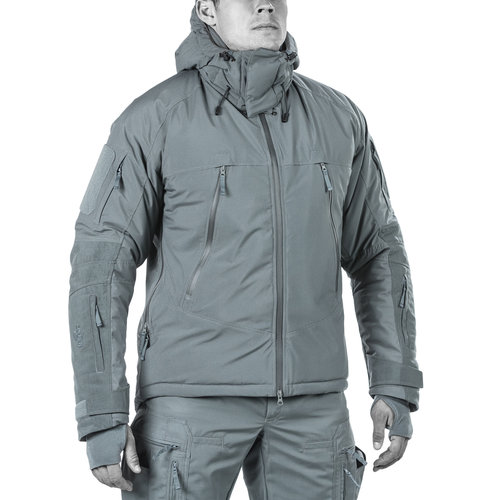 UF PRO Delta OL 3.0 Jacket Steel Grey