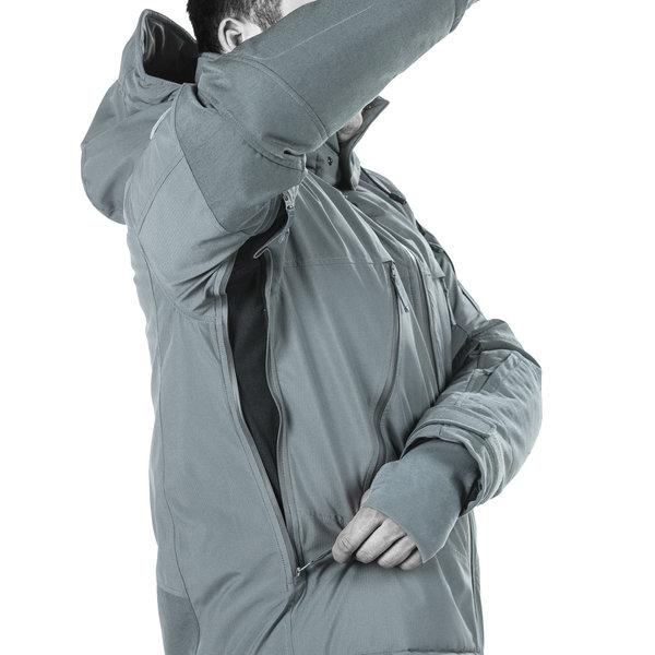 UF PRO Delta OL 3.0 Jacket Steel Grey