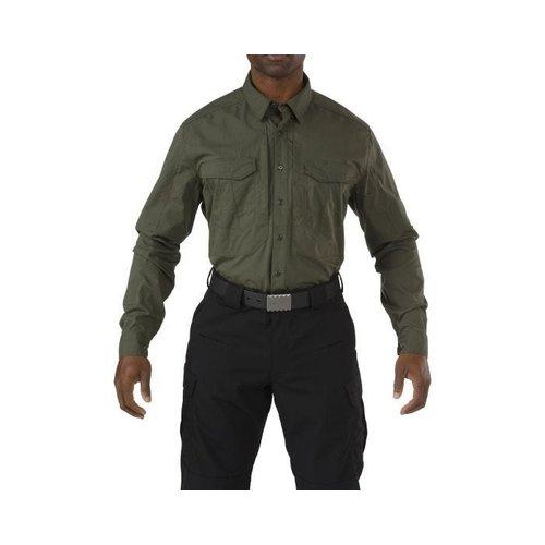 5.11 Tactical Stryke Long Sleeve Shirt TDU Green