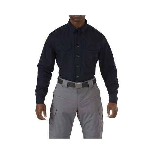 5.11 Tactical Stryke Long Sleeve Shirt Dark Navy