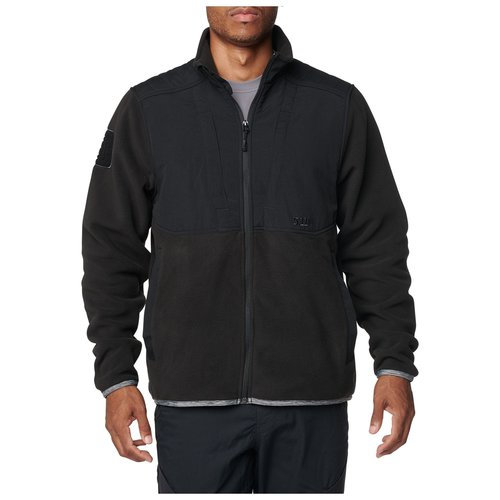 5.11 Tactical Apollo Tech Fleece Jacket Black