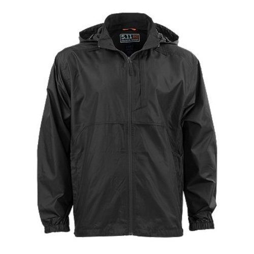 5.11 Tactical Packable Operator Jacket Black