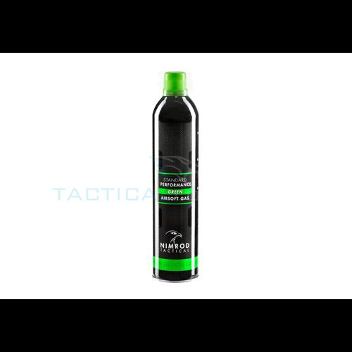 Nimrod Standard Performance Green Gas (500ml)