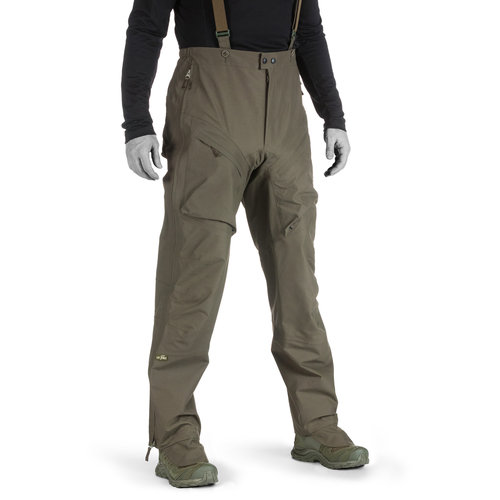 UF PRO Monsoon XT Tactical Rain Pant Brown Grey