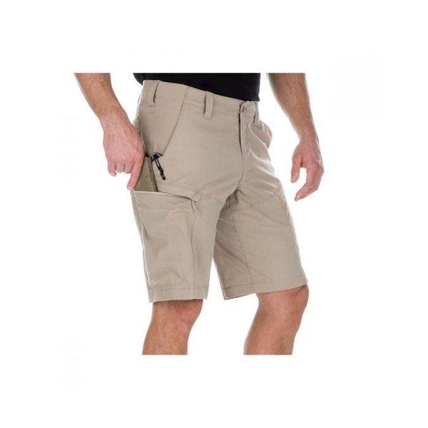"""5.11 Tactical Apex Short 11"""" Khaki"""
