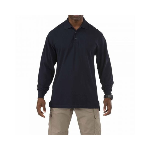 5.11 Tactical Professional Polo Long Sleeve Dark Navy