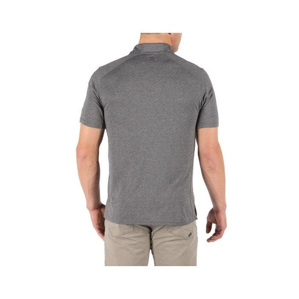5.11 Tactical Paramount Polo Charcoal Heather
