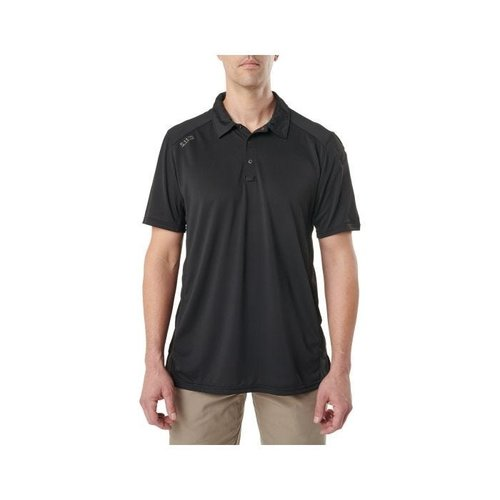 5.11 Tactical Paramount Polo Black