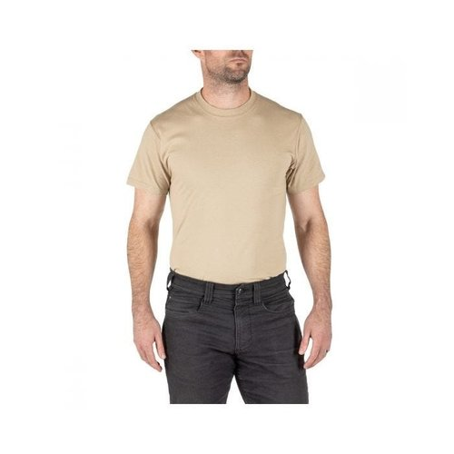 5.11 Tactical Utili-T Crew 3 Pack Shirts ACU Tan