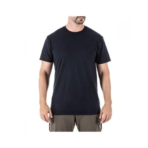 5.11 Tactical Utili-T Crew 3 Pack Shirts Dark Navy