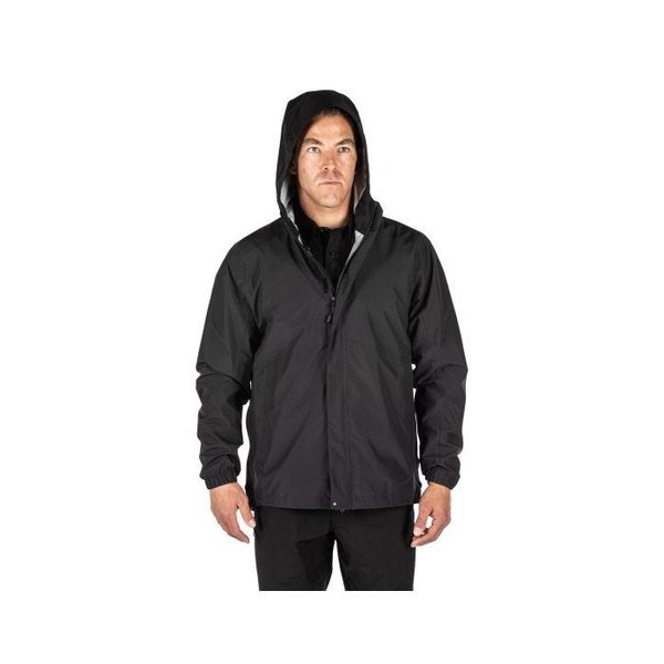5.11 Tactical Duty Rain Shell Jacket Black