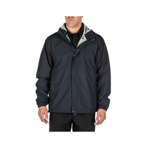 5.11 Tactical Duty Rain Shell Jacket Dark Navy